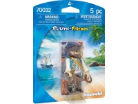 Playmobil Playmo-Friends Piraat met kompas - 70032